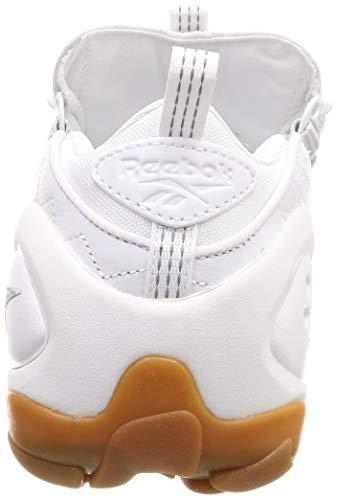 Baskets Hommes blanc Gum Dmx Gris Crane Pour Reebok 000 10 Run Multicolore qCwA1nxp