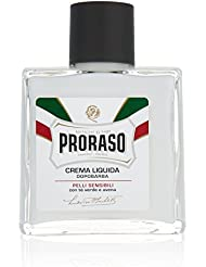 Proraso After Shave Balm, Sensitive Skin, 3.4 fl oz