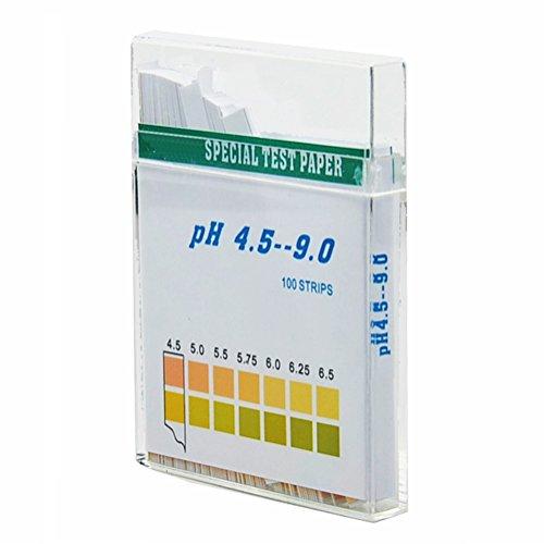 Stanaway pH Test Strips, Universal Application Short Rang...