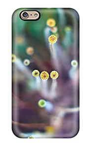 High-quality Durability Case For Iphone 6(flower) Sending Free Screen Protector