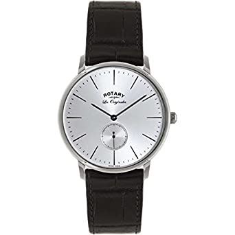 mens rotary les originales kensington watch gs90050 06 amazon co mens rotary les originales kensington watch gs90050 06