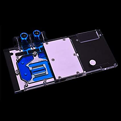 Amazon in: Buy Graphics Card Water Block use for Sapphire Nitro+