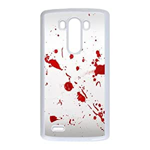Dexter Blood LG G3 Cell Phone Case White F9795079