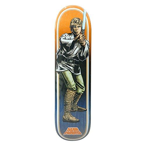 大腿悪夢余暇SANTA CRUZ(サンタクルーズ) スケートボード STARWARS DECK LUKE SKYWALKER 31021515