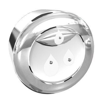 Next by Danco HYR370 Replacement Button, Chrome