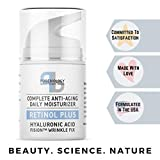 Pure Biology Retinol Moisturizer Cream with