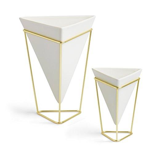 umbra-trigg-desk-vessel-set-of-2-white-brass