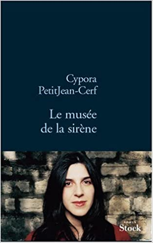 Cypora Petitjean-Cerf - Le musée de la Sirène sur Bookys