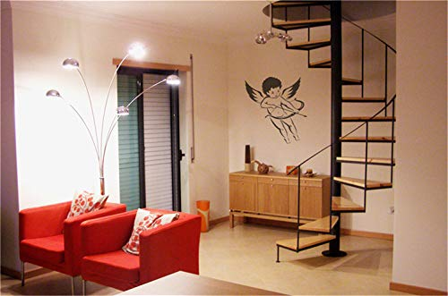 Wall Decal Sticker Art Mural Home Decor Cupid Love for Living Room
