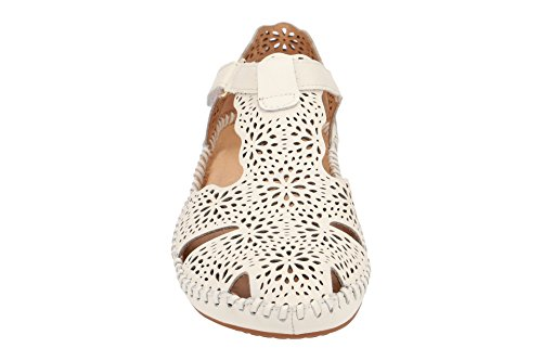 P Pikolinos Vallarta Women's Closed 655 Toe Braun Sandals rrq57nZwxa
