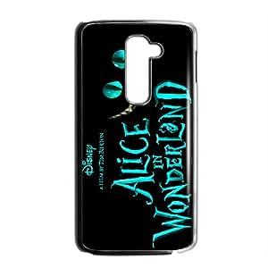 KKDTT Alice in Bomberland Cell Phone Case for LG G2
