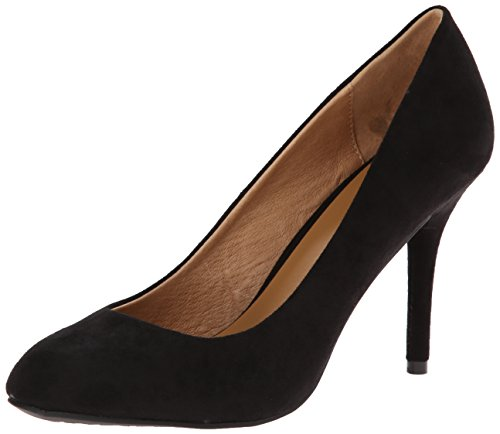 Chinese Laundry Mujeres Palace Dress Pump Suede Negro