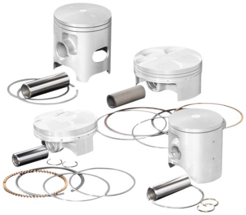 Wiseco 40014M08800 88.00mm 13.5:1 Compression Motorcycle Piston Kit by Wiseco