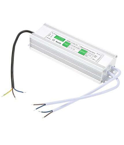 Culver LED- AC 100-240V to DC 12V 12.5A 150 Watts Waterproof LED Power Supply Driver Transformer, Aluminum Alloy Case, Waterproof Level IP67 150W by Culver LED (Image #8)