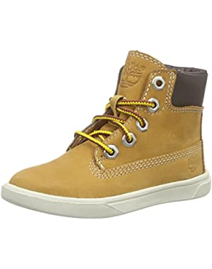 Kids Groveton 6inch Lace Up Wheat Boots, 6.5 M US Toddler