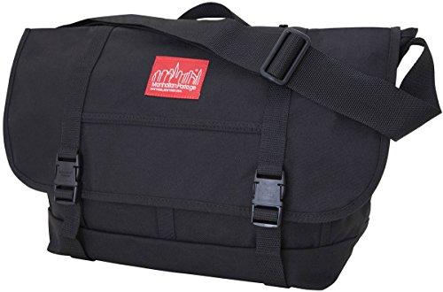 Schwarz NY Groß Messenger Bag von Manhattan Portage