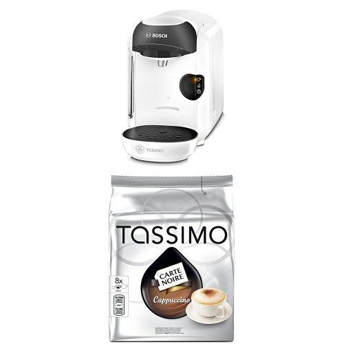 Promoción especial Cafetera Tassimo + Paquete de cápsulas de ...