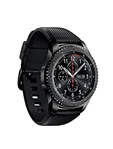 SAMSUNG GEAR S3 FRONTIER Smartwatch 46MM - Dark Grey (Certified Refurbished)