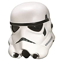 Rubies Costume Men's Star Wars Collector Stormtrooper Collectors Helmet