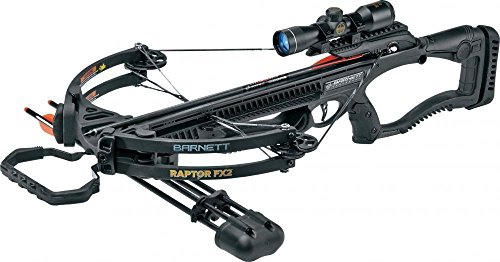 Barnett 78226 Black Raptor FX2 3X32