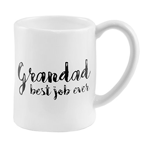 Grandad Best Job Ever Grandparent Coffee - Grandad Mug