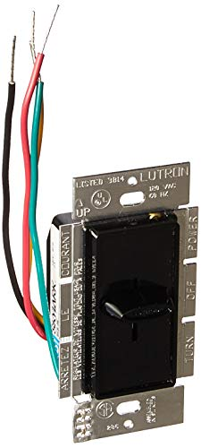 Lutron SFS-5E-BL Electrical Distribution Product Black ()