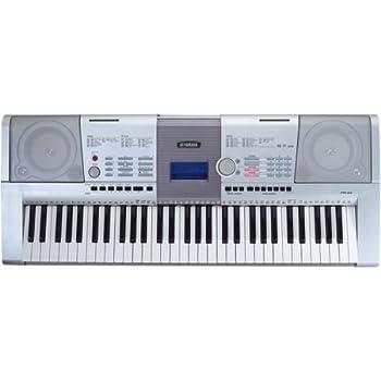 Amazon Com Yamaha Psr 295 Portatone 61 Key Touch
