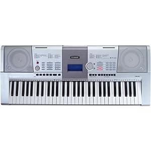 Yamaha psr 295 portatone 61 key touch sensitive musical for Yamaha clp 295