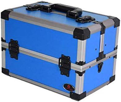 電気技師修理ハードウェアツールボックスカーロックストレージボックスストレージボックスツールボックス(色:A)