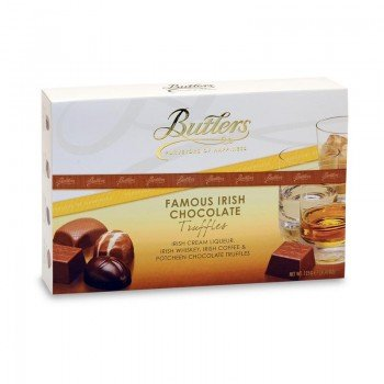 (Butler's Famous Irish Chocolate Truffles (125g) (Pack of)