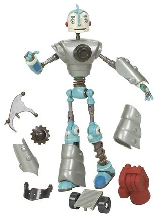 Robots Rodney Copperbottom Action Figure