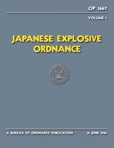 Japanese Explosive Ordnance 1: OP 1667