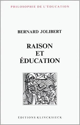 Lire Raison et éducation pdf, epub