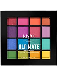 NYX PROFESSIONAL MAKEUP Ultimate Shadow Palette, Brights...