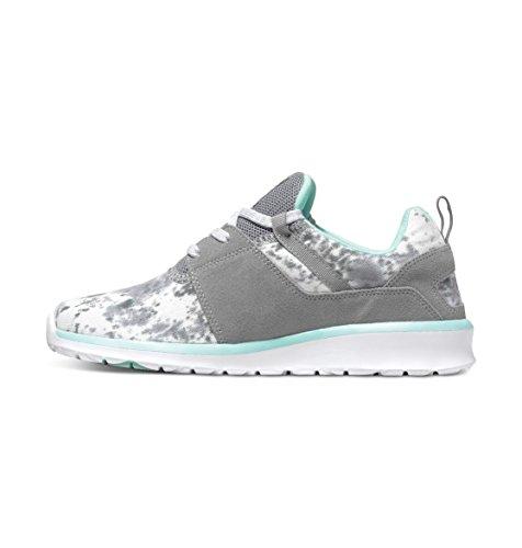 DC Shoes, HEATHROW SE J SHOE - Zapatillas para mujer Gris