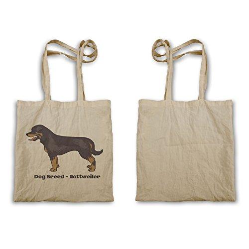 Hunderasse Rottweiler 1 Tragetasche s815r