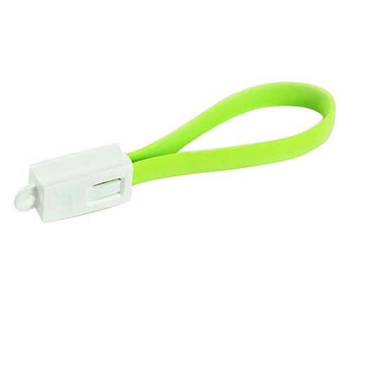 Cable de datos de llavero, cable cargador micro USB tipo C ...