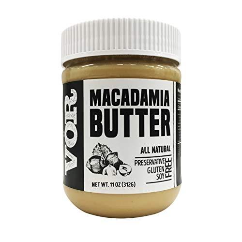 (Vör Pure Macadamia Butter 11oz Jar )