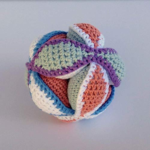 Pelota Montessori Dulce: Amazon.es: Handmade