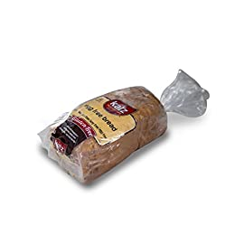 Katz Gluten Free Egg Free Bread | Dairy, Nut, Soy and Gluten Free | Kosher (6 Packs of 1 Sliced Loaf, 18 Ounce Each) 1 FULL OF TASTE: Have the real Egg Free Bread experience without even knowing it's Gluten Free. SIMPLE INGREDIENTS: Mrs. Katzis committed to making delicious tasting baked goods using the kinds of simple, everyday ingredients you'd keep in your own home pantry. GUILT FREE INDULGENCE: Gluten Free, Dairy Free, Peanuts Free, Tree Nut Free, Soy Free, Egg Free.