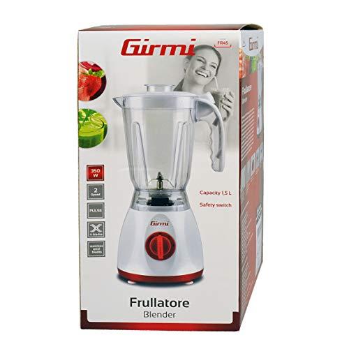 Licuadora Blender Girmi FR45 LT.1,5: Amazon.es: Hogar