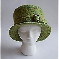 Amazon.com  Green - Hats   Caps   Accessories  Handmade Products c91b2b949d73