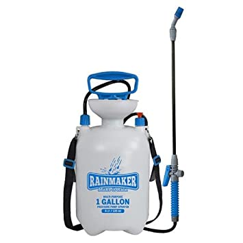 Amazoncom Rainmaker Pump Sprayer 1 Gallon Patio Lawn Garden