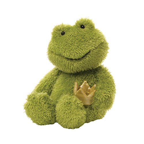 GUND Princeton Frog Stuffed Animal Plush