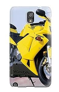 DeirdreAmaya Galaxy Note 3 Hybrid Tpu Case Cover Silicon Bumper Motorcycles In Honda