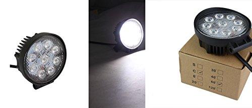QDY Circle Light Epistar Driving