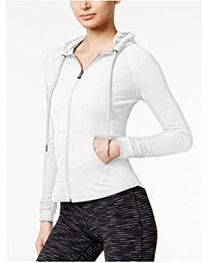 Performance Womens Textured Quick Dry Athletic Jacket