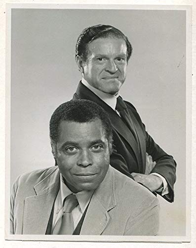 James Earl Jones Hank Garrett- Paris 1979 CBS TV press photo MBX55