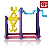 Interactive Baby Monkey Climbing Stand, OULucicy Babys Monkey Jungle Swing jungle Gym Playset Monkey Platform toys