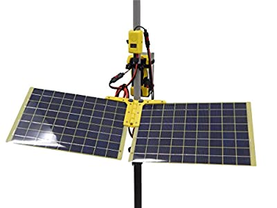 Best Cheap Deal for Hardened Power Systems Vantage RT Portable Solar Antenna Mast System -- Includes 30W Solar Panel Array, 50W Solar Controller, Battery Adapter, Telescoping Mast, Antenna Mount, Brackets and Cables!! from Hardened Power Systems - Free 2